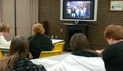 Twilight Video Conference Discussion