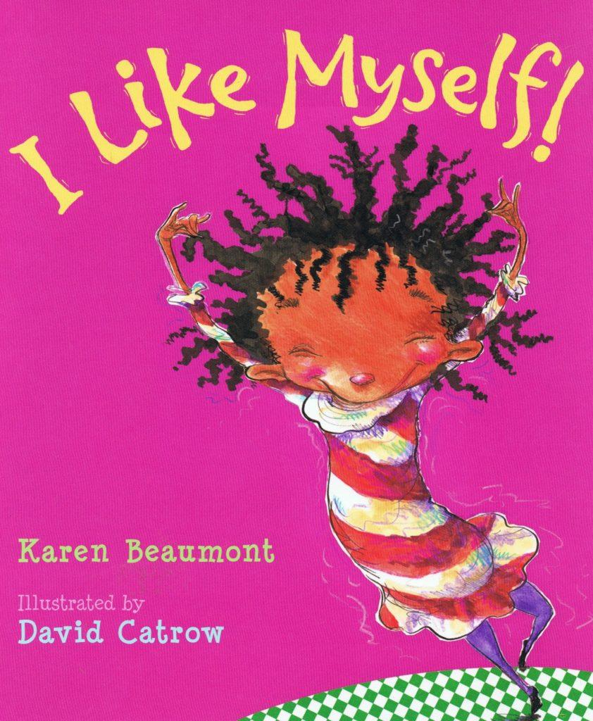 """Cover of """"I Like Myself!"""""""
