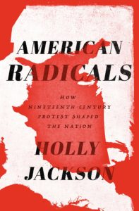 Cover of American Radicals by Holly Jackson
