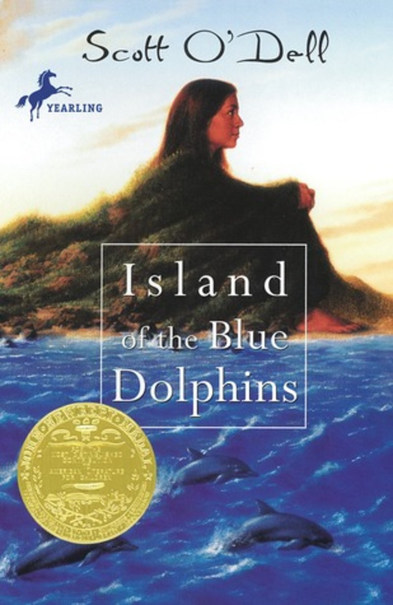 Cover of Island of the Blue Dolphins