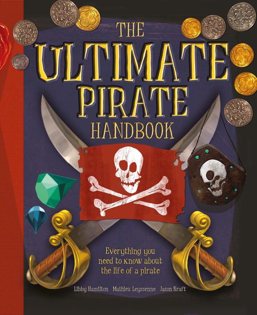 Cover of the Ultimate Pirate Handbook
