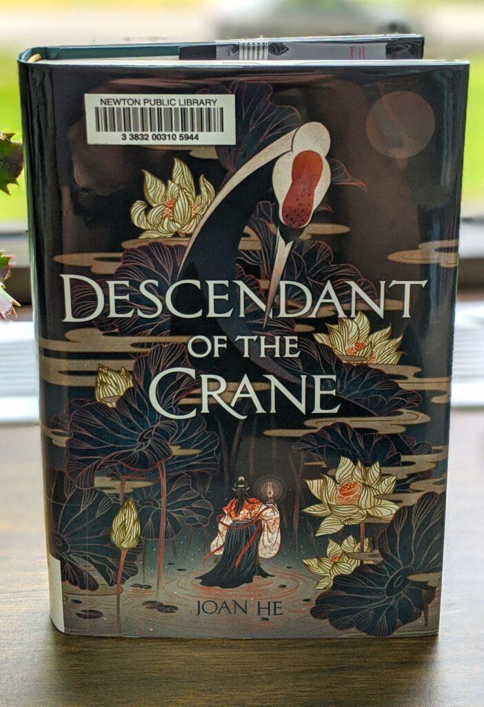 Cover of Descendant of the Crane