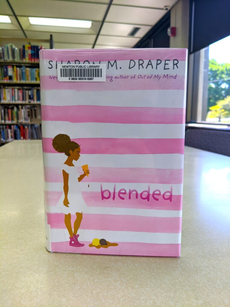 """Cover of """"Blended"""""""