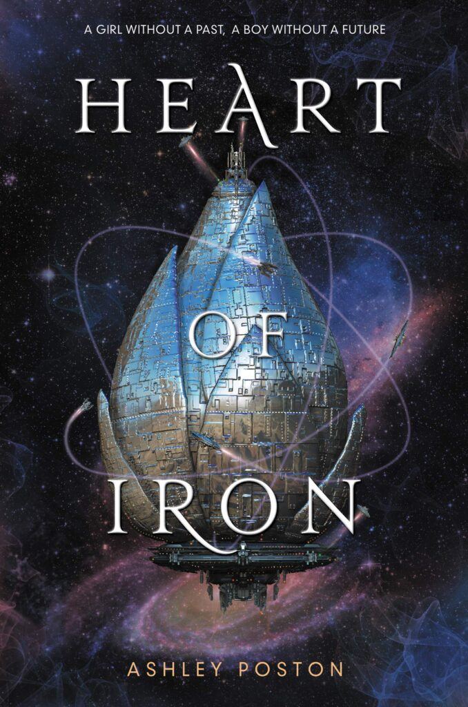 Cover of Heart of Iron by Ashley Poston