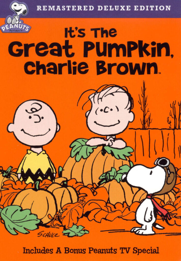 """Cover of """"It's the Great Pumpkin, Charlie Brown"""""""