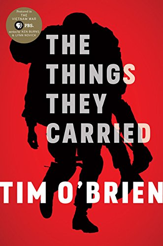 """Cover of """"The Things They Carried."""""""